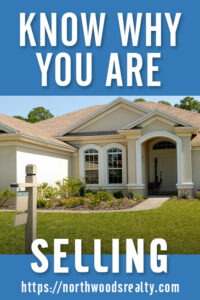 why selling - northwoods reality